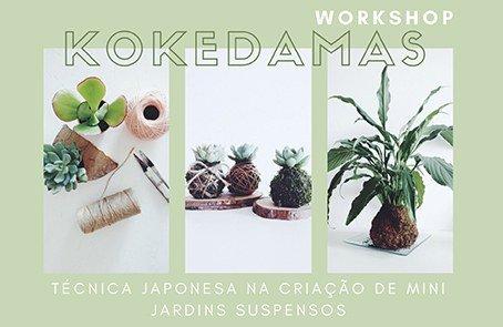 Workshop | Kokedamas