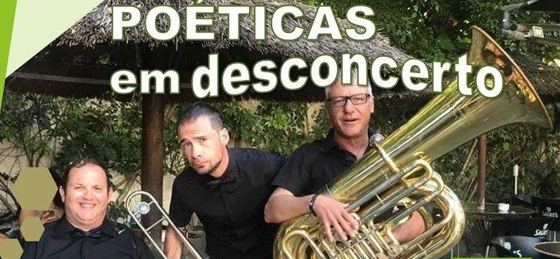 Poéticas em desconcerto // PICA