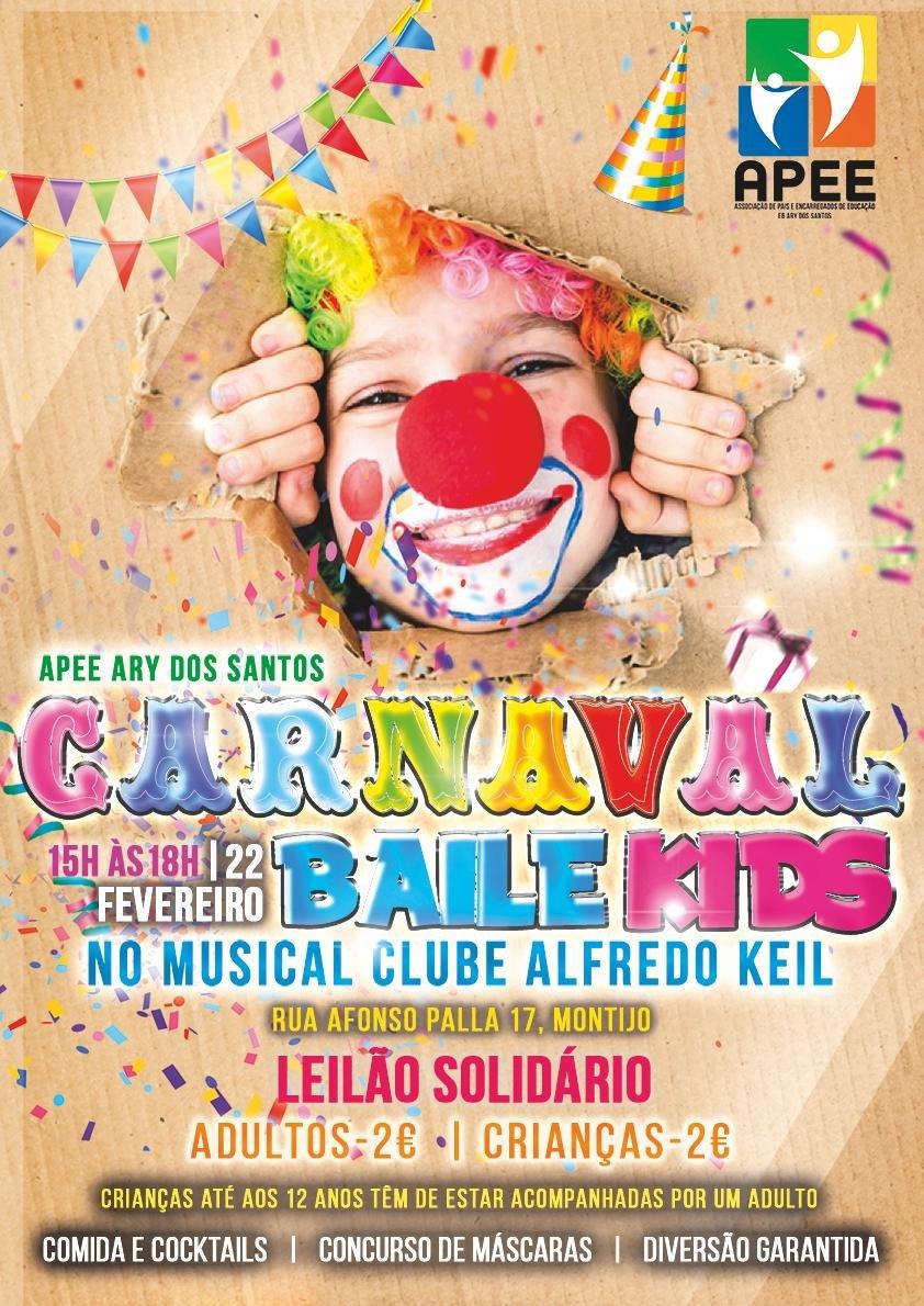 Baile de Carnaval // APEE Ary dos Santos