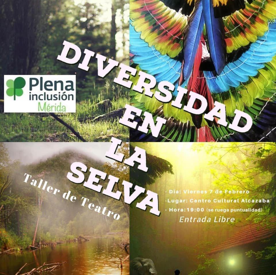 Teatro: «Diversidad en la selva»