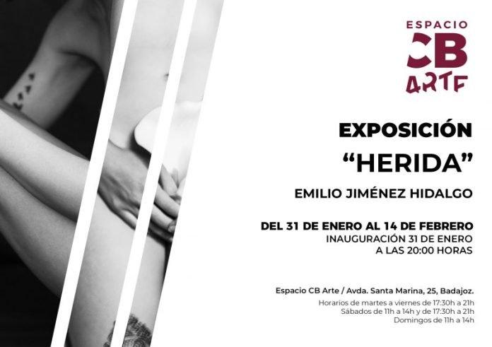 """Exposición """"Herida"""" Emilio Jiménez Hidalgo"""