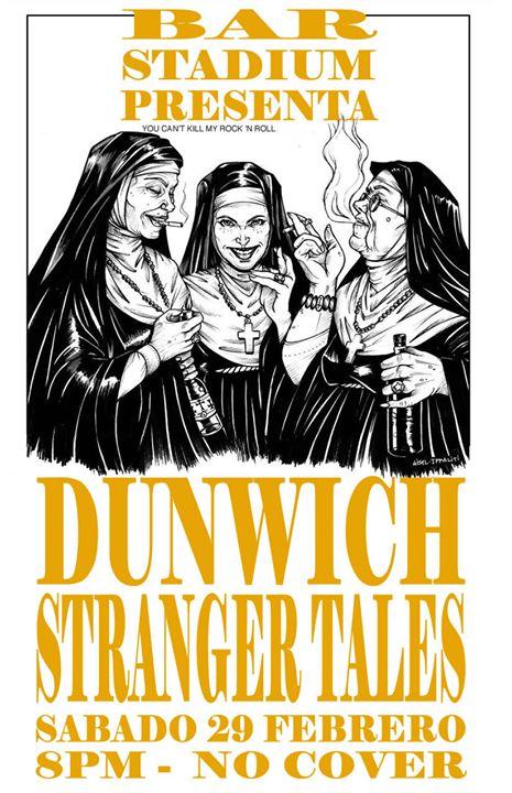 Stranger Tales & Dunwich