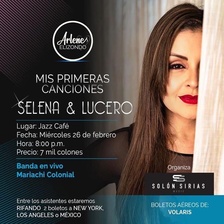 Mis Primeras Canciones. SELENA&LUCERO