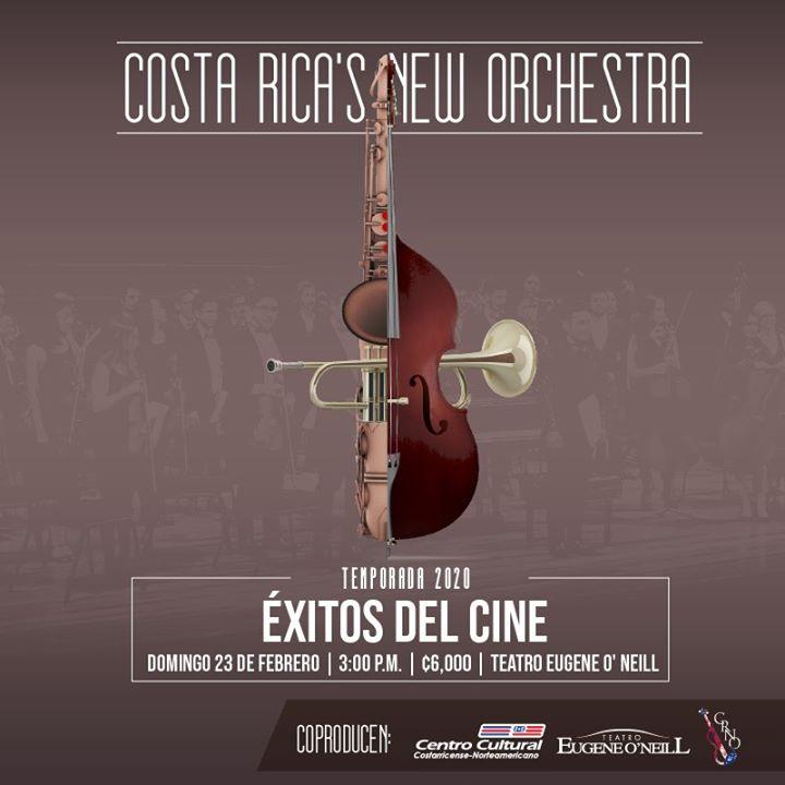 CRNO Presenta: Éxitos del Cine - Música de Películas