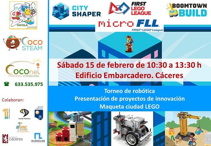 Micro First Lego League