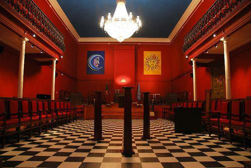 Visita Guiada ao Museu da Maçonaria
