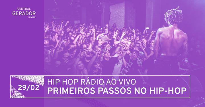Hip Hop Rádio ao vivo | Sir Scratch, Tóy Tóy T-Rex e xtinto