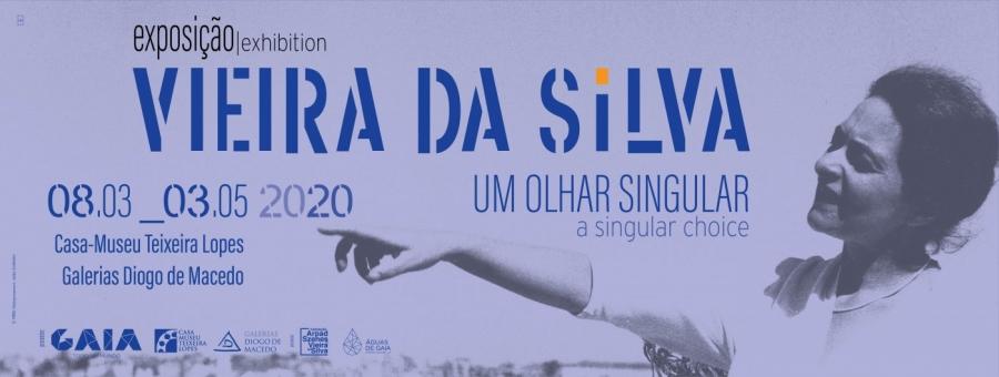 Vieira da Silva. Um olhar singular