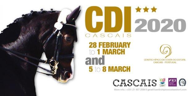CDI3* Cascais 2020