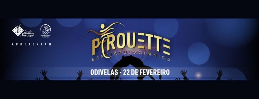 Espetáculo Pirouette