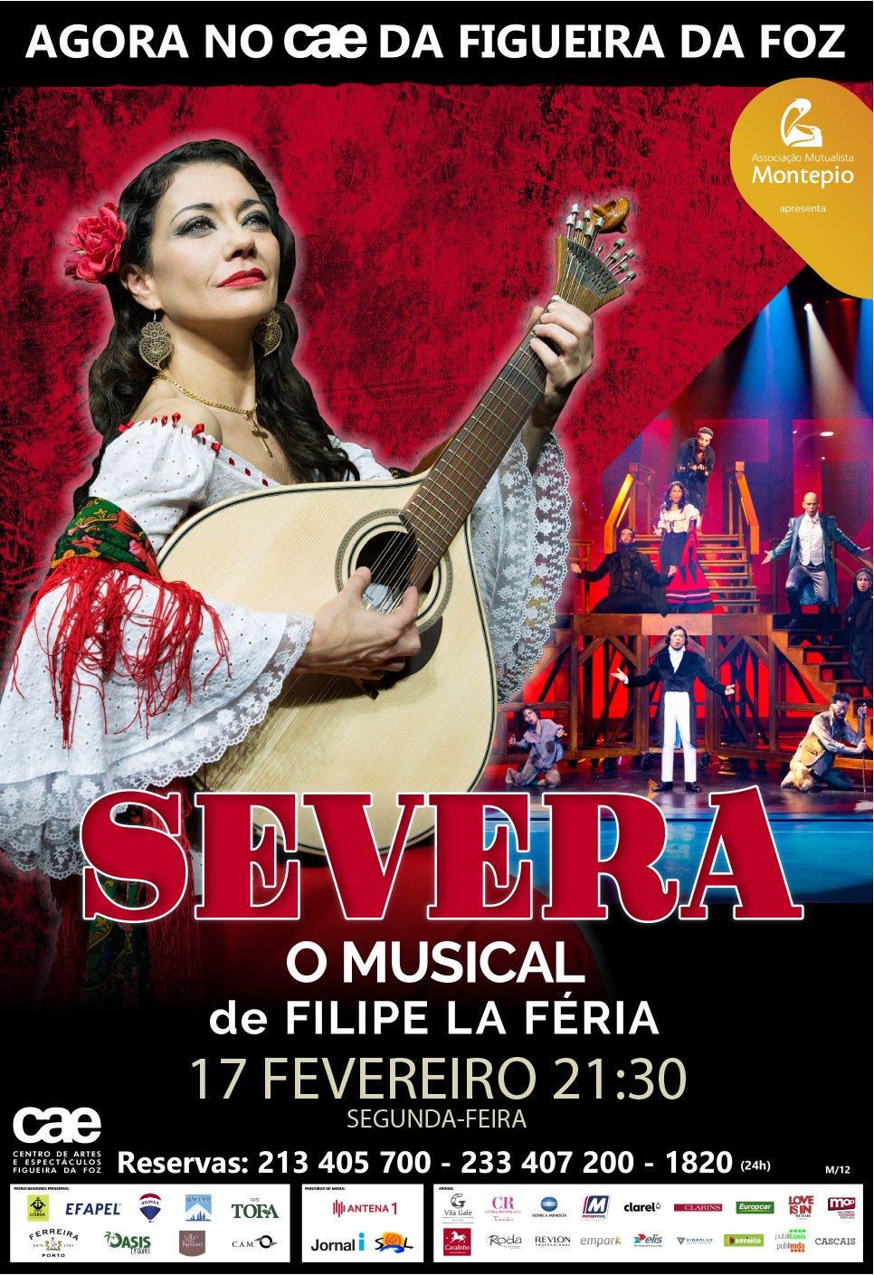 Excursão Cultural: SEVERA - O Musical