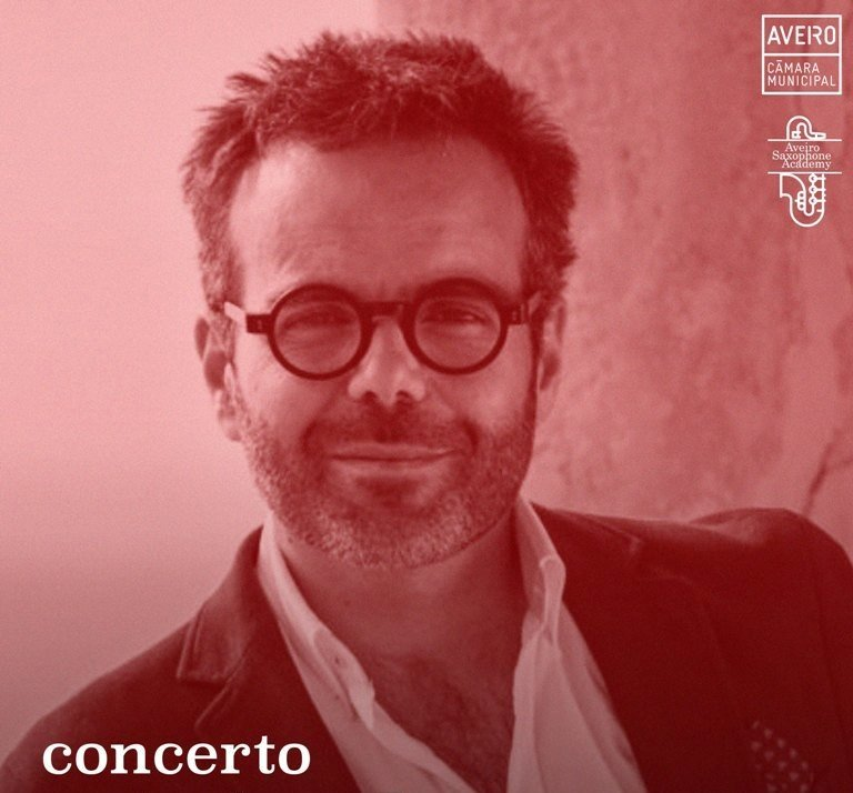 Concerto com Rodrigo Vila | Saxophone Academy
