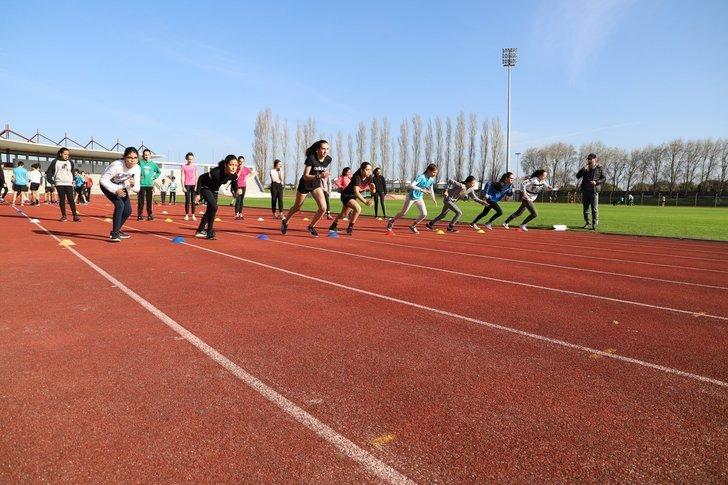 Megas de Atletismo - Fase CLDE