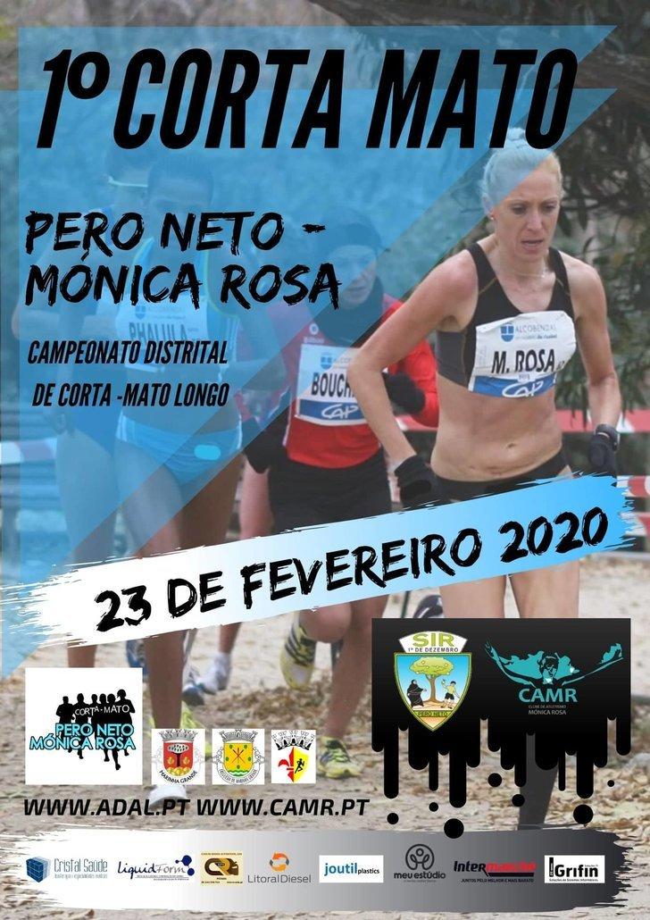 1º Corta-Mato Pero Neto/Mónica Rosa