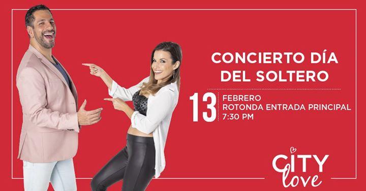 """Concierto """"Día mundial del Soltero"""""""