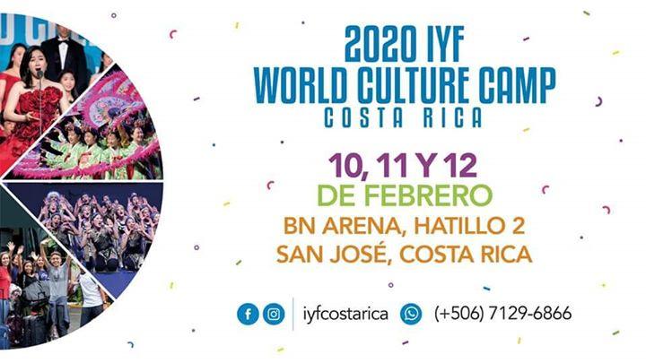 World Culture Camp Costa Rica 2020
