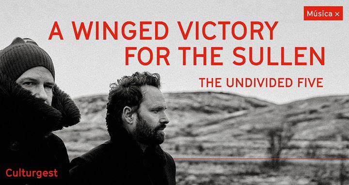Adiado: A Winged Victory for the Sullen estreiam novo disco