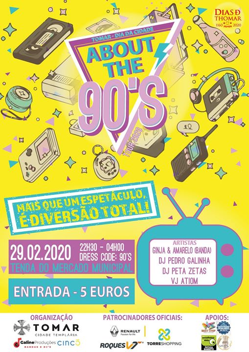 About the 90's