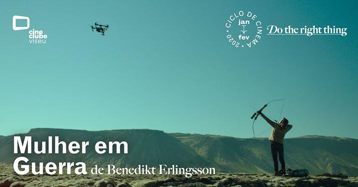 Mulher em Guerra (Benedikt Erlingsson, 2018)