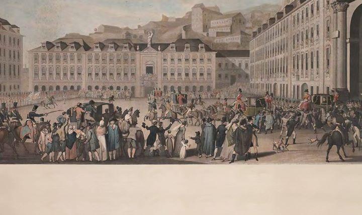 Ciclo de conferências «Os 200 anos da Lisboa liberal»