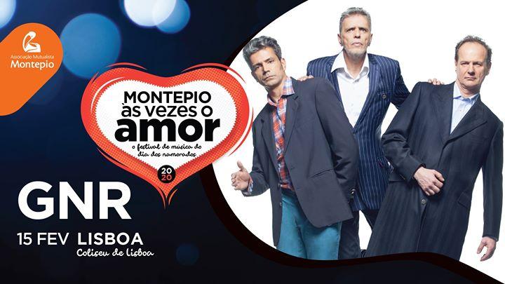 GNR - Lisboa | Montepio às vezes o amor