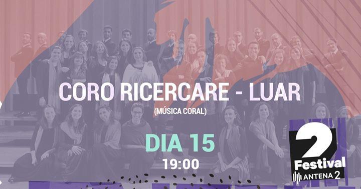 Festival Antena 2 | Coro Ricercare