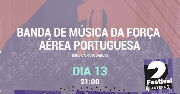 Festival Antena 2 | Banda da Força Aérea