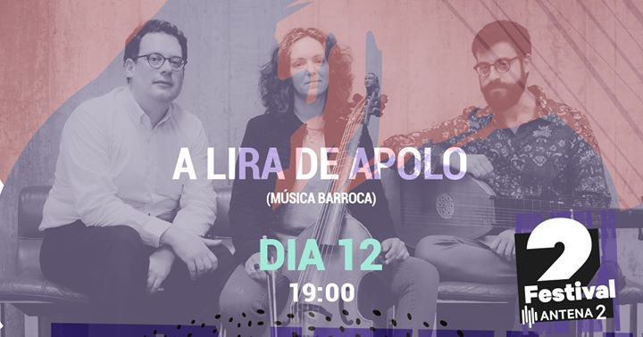 Festival Antena 2 | A Lira de Apolo