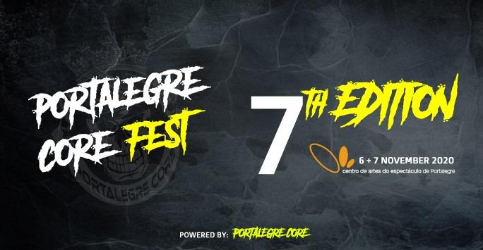 Portalegre Core Fest (7th Edition)