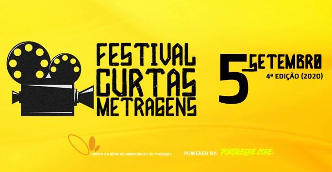 Festival Curtas Metragens (4ª Edição)