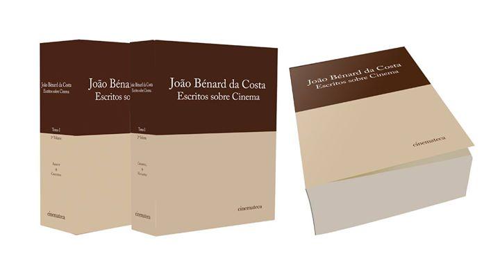 Apresentação 3º vol. Escritos Sobre Cinema, João Bénard da Costa