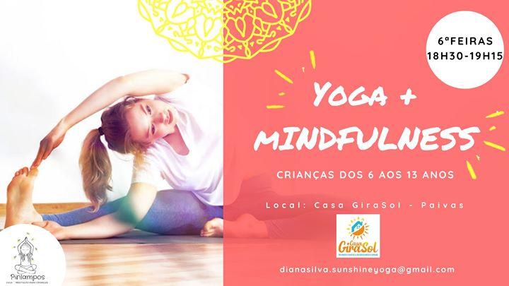 Yoga e Mindfulness para Crianças | Paivas, Amora