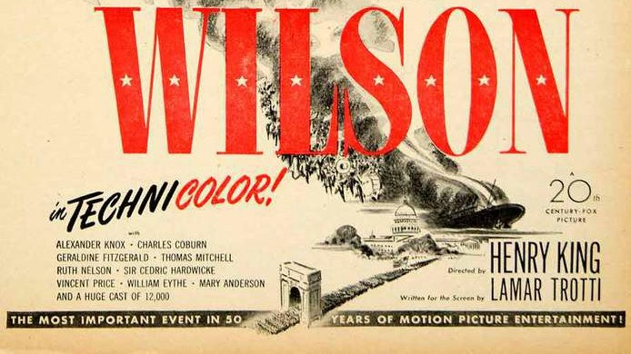 Projecção do filme 'Wilson'
