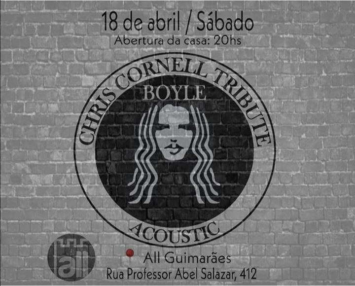 Chris Cornell Tribute - Boyle