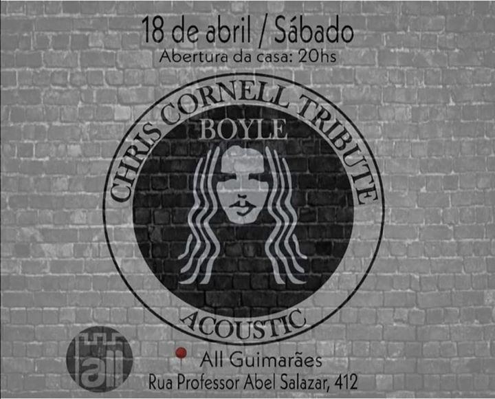 Chris Cornell Tribute - Boyle