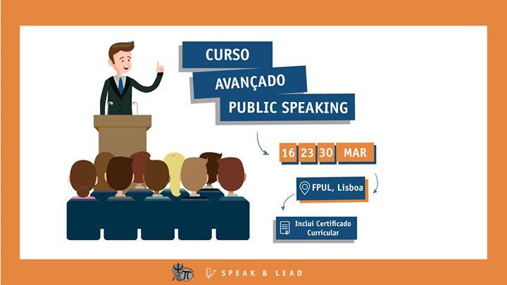 Curso Avançado de Public Speaking - FPUL