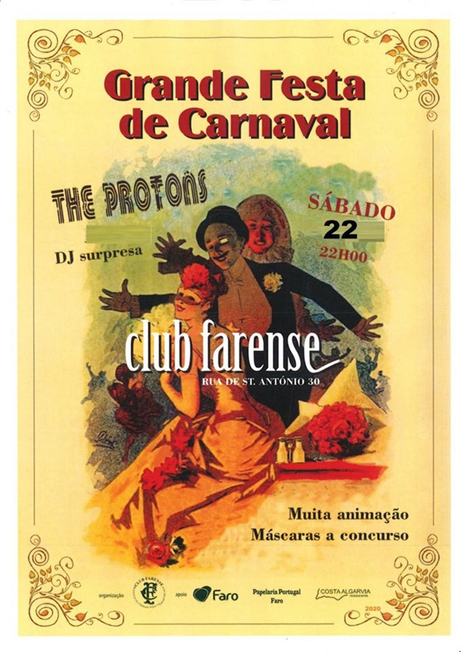 Grande festa de Carnaval
