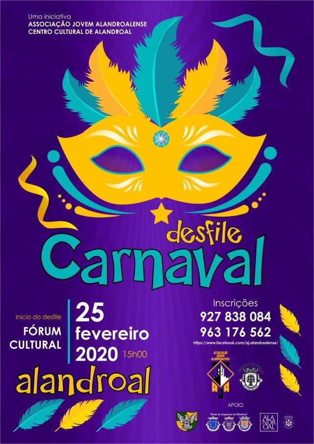 Desfile de Carnaval - AJA