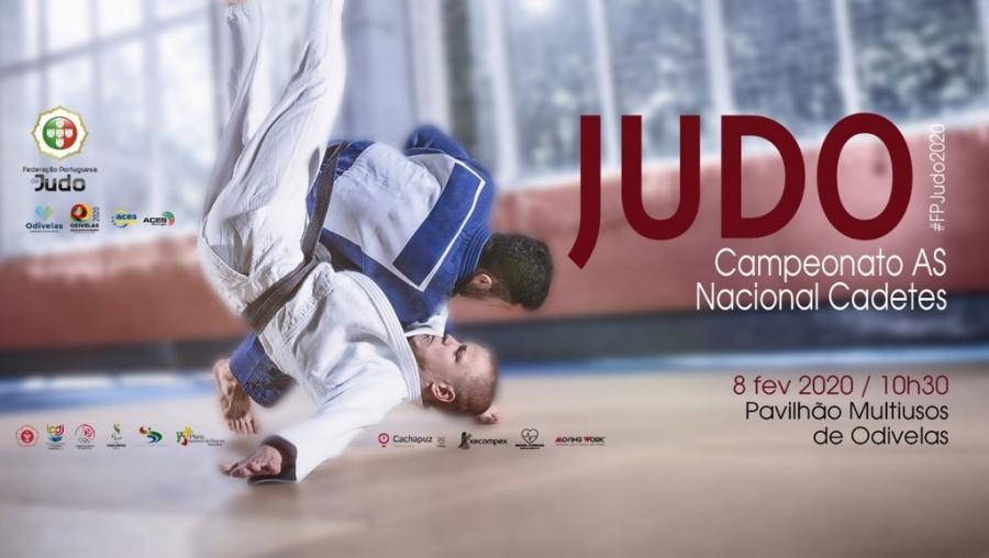 Campeonato AS Nacional Cadetes 2020 - Judo