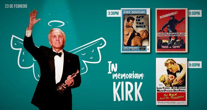 In memoriam: Kirk
