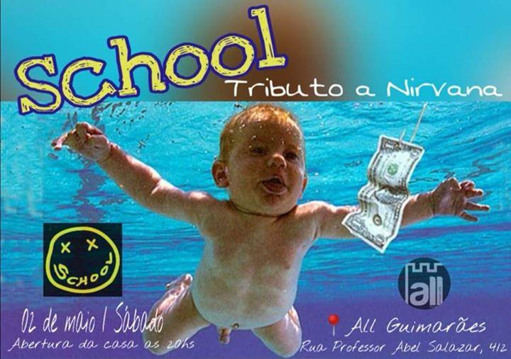 School  - Tributo a Nirvana
