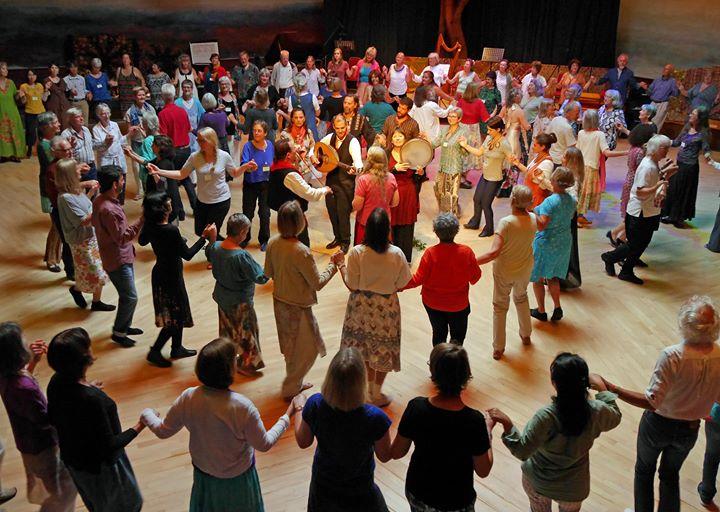 Viagem a Findhorn: Festival de Danças Circulares Sagradas 2020
