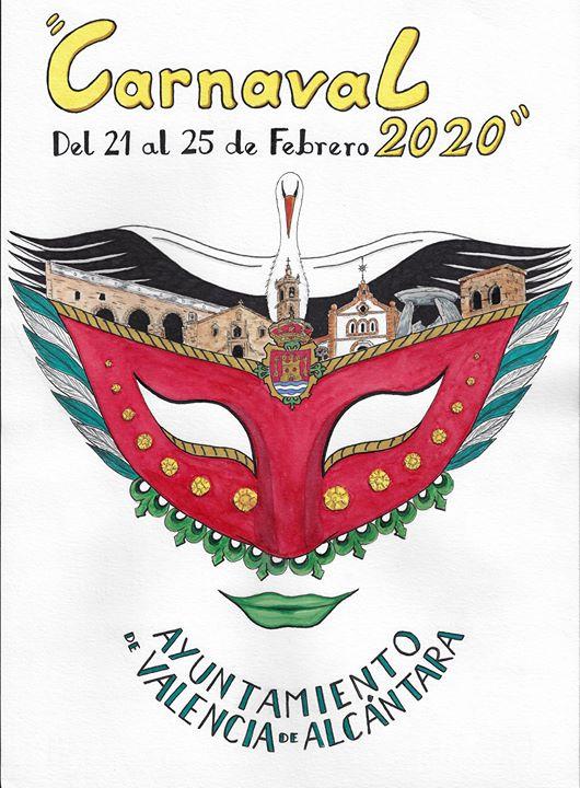 Carnaval 2020 en Valencia de Alcántara