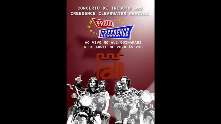 Proud Creedence - Tributo a Creedence