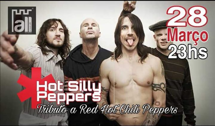 Hot Silly Peppers - Tributo a Red Hot Chili Peppers