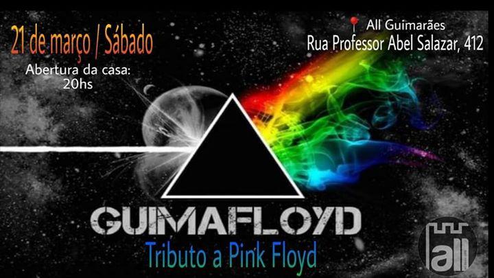 Guimafloyd - Tributo a Pink Floyd