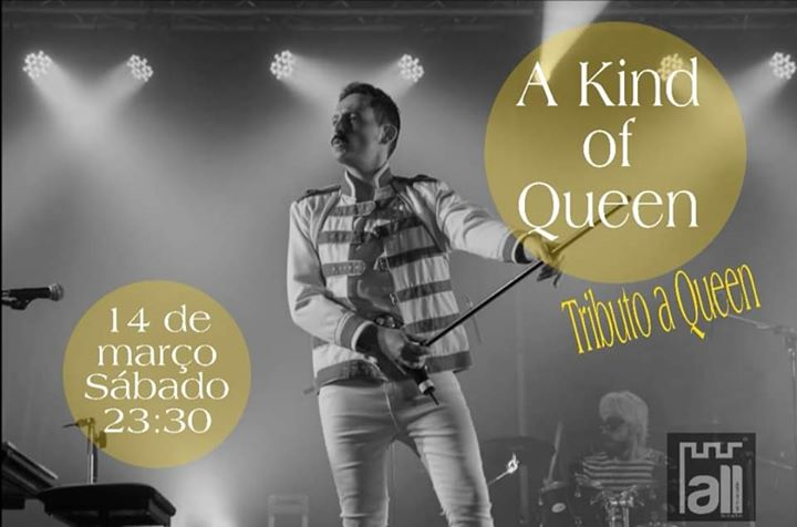 A Kind Of Queen  - Tributo A Queen