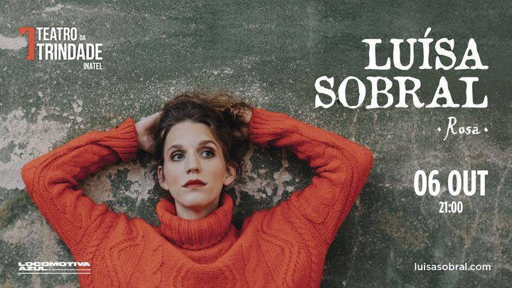 Luísa Sobral no Teatro da Trindade