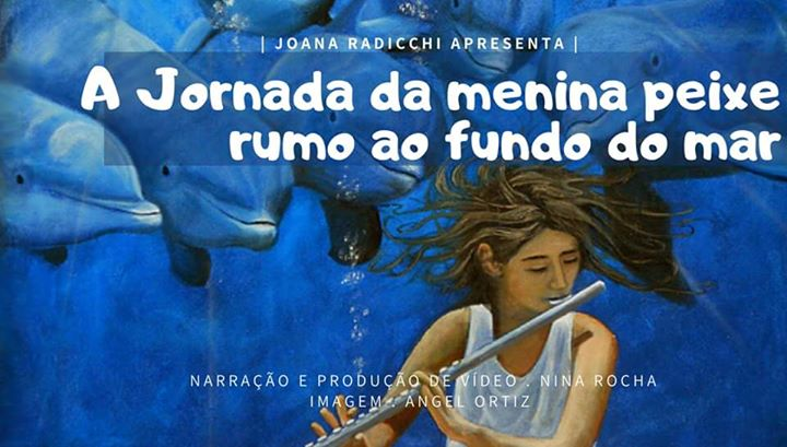 A Jornada da Menina Peixe rumo ao Fundo do Mar