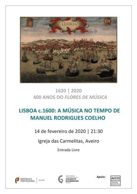 Concerto | 400 Anos do Flores de Música
